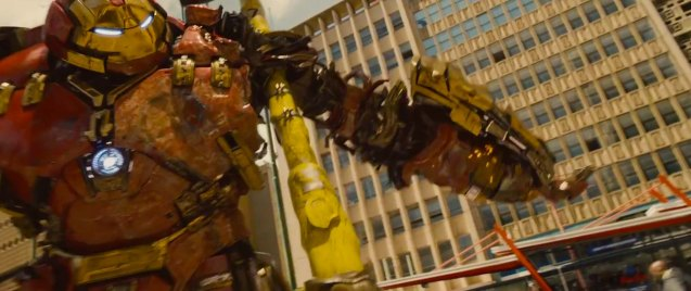 HULK stabs Buster's arm with traffic light. Catch Avengers Age of Ultron at Newport Cinemas in Resort's World, EASTWOOD City Mall, Lucky China Town Mall and Shang Rila Plaza mall.