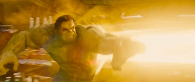 HULK fights through pulse ray. Catch Avengers Age of Ultron at Newport Cinemas in Resort's World, EASTWOOD City Mall, Lucky China Town Mall and Shang Rila Plaza mall.