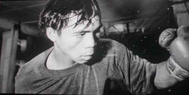 The real Manny Pacquiao in his teens. After KID KULAFU's successful run in the Philippines it will also be released in the U.S. and Canada. Click on this link for cities and release dates: http://abscbnpr.com/untold-story-of-manny-pacquiao-revealed-in-kid-kulafu/