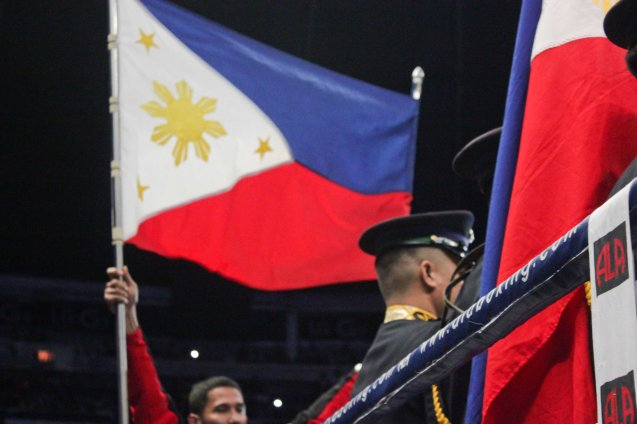 PINOY PRIDE 30 D-DAY was truly a proud day for the Philippines. It was held at the SMART Araneta Coliseum last March 28, 2015. Photo by Jude Bautista
