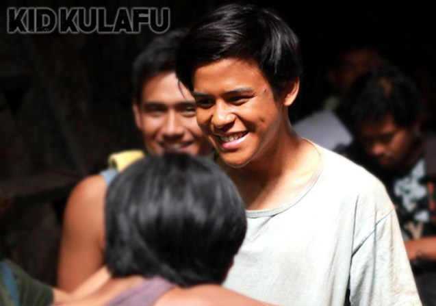 Eugene (Khalil Ramos); After KID KULAFU's successful run in the Philippines it will also be released in the U.S. and Canada. Click on this link for cities and release dates: http://abscbnpr.com/untold-story-of-manny-pacquiao-revealed-in-kid-kulafu/