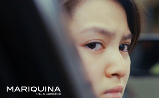 Barbie Forteza won a Cinemalaya Best Supporting Actress nod for her performance as teen Imelda Guevara. ASIA ON SCREEN 2015 film fest will run at the Shang Cineplex, Shangri-La Plaza Mall from May 8-12, 2015. Photo from Official MARIQUINA fb page https://www.facebook.com/mariquinathemovie/timeline