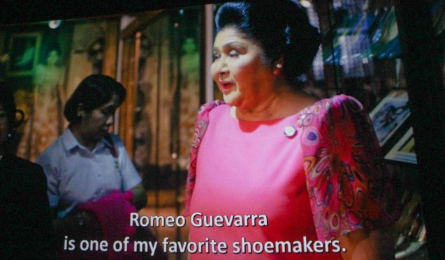 Cong. Imelda Marcos has a cameo appearance in MARIQUINA. ASIA ON SCREEN 2015 film fest will run at the Shang Cineplex, Shangri-La Plaza Mall from May 8-12, 2015.