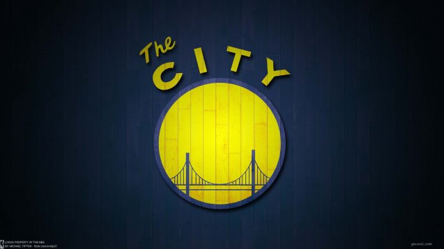 San Francisco aka THE CITY, Oakland aka THE TOWN, they both call the Golden State Warriors their team.