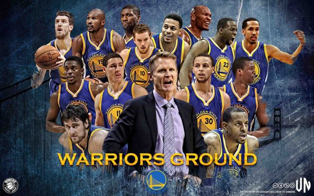 Rookie head coach Steve Kerr will lead his young players to their first NBA Championship. The Golden State Warriors won the championship in 1947 and 1975.