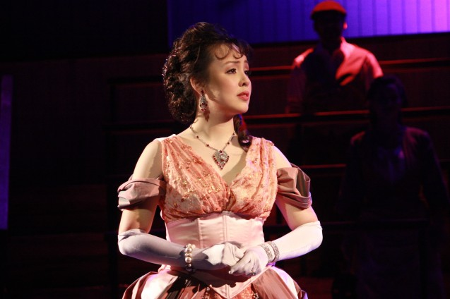 "Cris Villonco was Emma Carew in Repertory Phil.'s ""Jekyll & Hyde"". It ran from March 16-April 15, 2012. Cris Villonco is also in BITUING WALANG NINGNING at Resorts World Manila opening on June 18, 2015. Photo by Jude Bautista"