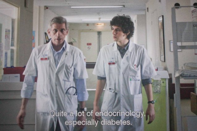 from left: Dr. Guy Barois (Jacques Gamblin) & Benjamin Barois (Vincent Lacoste). Catch HIPPOCRATE and other titles at the French Film Festival 2015. It will be running from June 3 to 9, 2015 at the Greenbelt 3 cinemas in Makati City and at the Bonifacio High Street cinemas in Taguig.