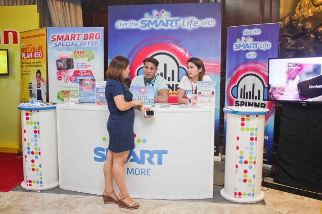 SMART supports PHILPOP 2015; The PhilPOP 2015 Finals Night was held at the MERALCO THEATER last July 25, 2015. Photo by Jude Bautista