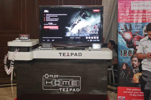 PLDT HOME Telpad supports PHILPOP 2015; The PhilPOP 2015 Finals Night was held at the MERALCO THEATER last July 25, 2015. Photo by Jude Bautista