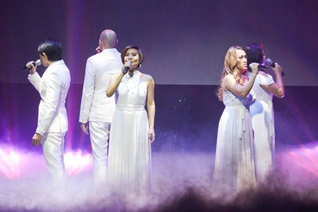 The Company performed TANGING PAG-ASA KO by Paul Armesin. The PhilPOP 2015 Finals Night was held at the MERALCO THEATER last July 25, 2015. Photo by Jude Bautista