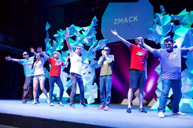 ZMACK musical line. Photo by filmmaker and SPIT member Jay Ignacio from his fb page: https://www.facebook.com/jay.ignacio