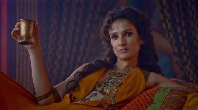 Ellaria Sands (Indira Varma)
