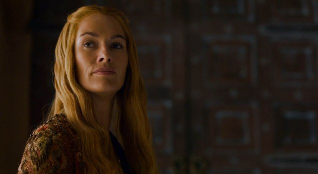 Queen Regent Cersei (Lena Heady) is certainly the most captivating face in the kingdom. She's also one of the most viciously cruel characters in GOT.