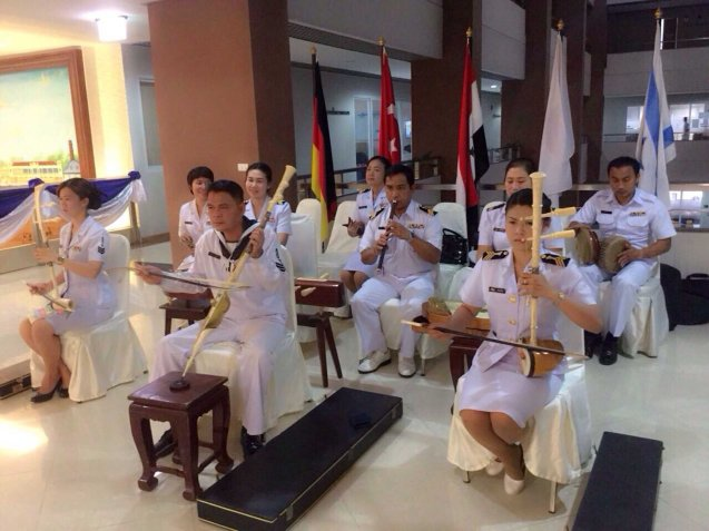 The Royal Thai Navy Traditional Ensemble will be providing the soundtrack for THE OVERTURE. Watch Silent films for free w top musicians providing live soundtrack on the 9th Silent film Festival at Shang Cineplex, Shang Rila Plaza from August 27-30, 2015. Tickets will be given on a first come first served basis so check out schedules and make sure to go early.