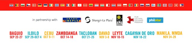 Watch European films for free in Cine Europa 18 at Shang Cineplex, Shangri La Plaza Mall from September 10-20, 2015 and move on to other cities in later dates.