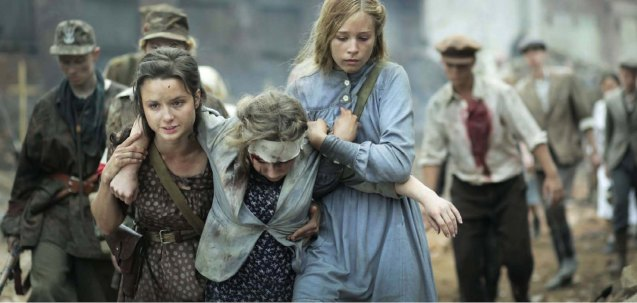 Poland's MIASTO is a story of love, friendship and the pursuit of adventure during the bloody and brutal reality of the 1944 Warsaw Uprising. Watch European films for free in Cine Europa 18 at Shang Cineplex, Shangri La Plaza Mall from September 10-20, 2015.