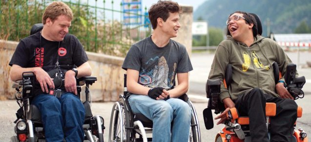 Switzerland's KEEP ROLLING is an inspiring story of how a former snowboarder now confined to a wheelchair pieces his life back together. Watch European films for free in Cine Europa 18 at Shang Cineplex, Shangri La Plaza Mall from September 10-20, 2015.