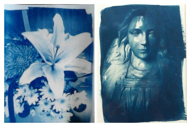 From left: Bouquet (right): Blue Angel, Marikina 2015. Chris Lucas' photo exhibit AGAINST THE FLOW will run from October 16-31 at the Kamuning Gallery & Café- No. 43 Judge Jimenez Street corner K- 1st Street, Kamuning, Quezon City. Photo from kalyepilipinas.tumblr.com