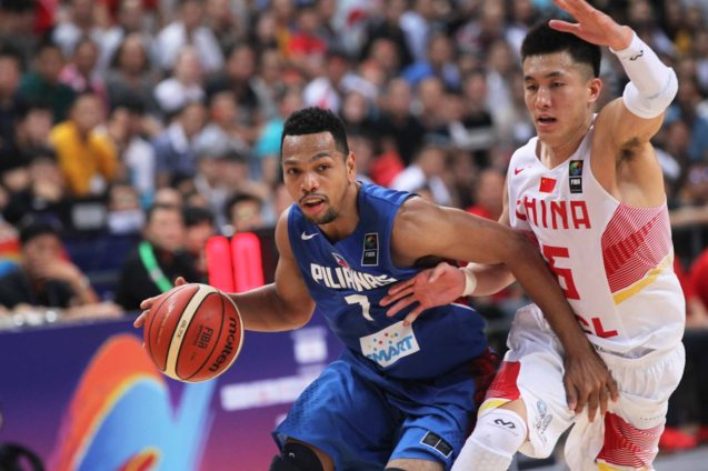 Jayson Castro is still the best guard in Asia. ; FIBA Asia Finals game PHI v CHINA October 3, 2015 at the Changsha Social Work College, Chang Sha, China. Photo from FIBA.com.