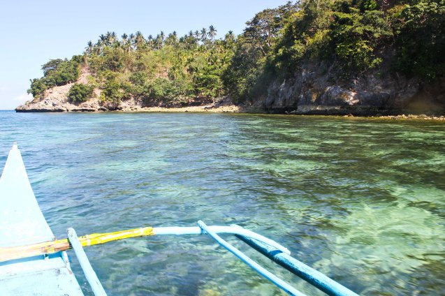 bgy Dapdap coast Claveria, Burias-May 17, 2015. Photo by Jude Bautista