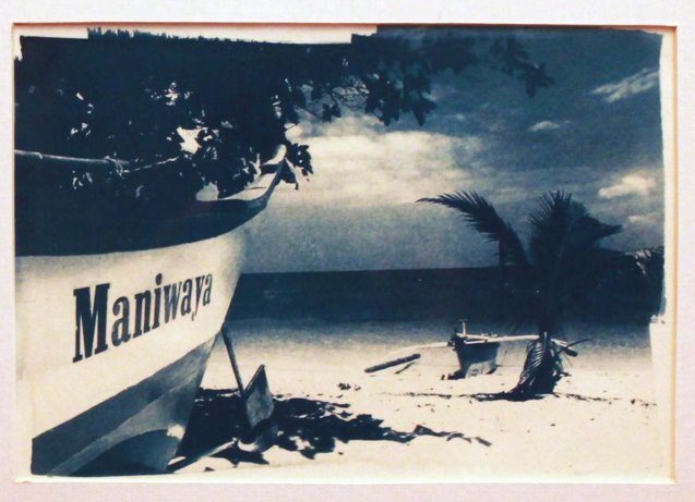 Maniwaya Island, Marinduque 2014; Chris Lucas' photo exhibit AGAINST THE FLOW will run from October 16-31 at the Kamuning Gallery & Café- No. 43 Judge Jimenez Street corner K- 1st Street, Kamuning, Quezon City. Photo from kalyepilipinas.tumblr.com