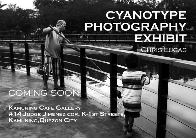 Chris Lucas' photo exhibit AGAINST THE FLOW will run from October 16-31 at the Kamuning Gallery & Café- No. 43 Judge Jimenez Street corner K- 1st Street, Kamuning, Quezon City. Photo from kalyepilipinas.tumblr.com