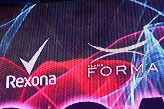 Rexona teamed up w leading studio PLANA FORMA for a successful RXN Fit Fest. RXN FIT FEST was held at the SMX Convention Center last Nov 14, 2015. Photo by Jude Bautista