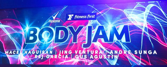 Fitness First is the pioneer in Body Jam locally. RXN FIT FEST was held at the SMX Convention Center last Nov 14, 2015. Photo by Jude Bautista