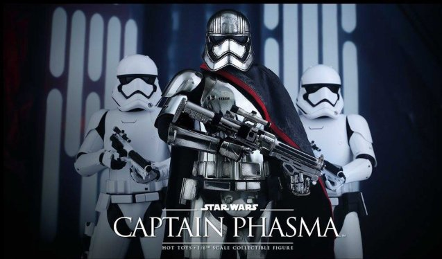 Game of Thrones Hottie Gwendoline Christie was hidden behind Captain Phasma's mask. Catch STAR WARS: THE FORCE AWAKENS in Newport Cinemas-Resort's World Manila, EASTWOOD City Mall, Lucky China Town Mall and Shang Rila Plaza mall.