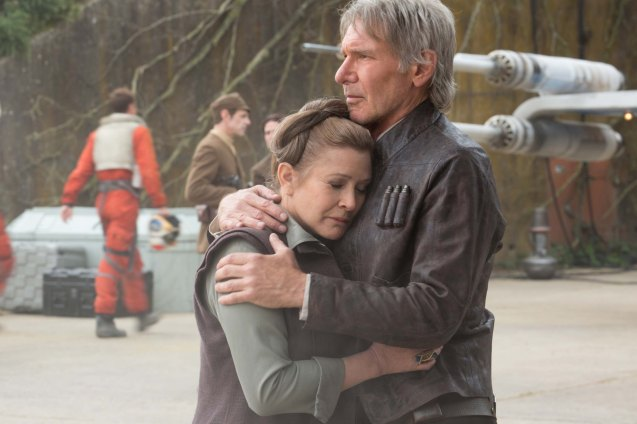 Will Carrie Fisher (Leia) & Harrison Ford (Han Solo) rekindle their romance? Catch STAR WARS: THE FORCE AWAKENS in Newport Cinemas-Resort's World Manila, EASTWOOD City Mall, Lucky China Town Mall and Shang Rila Plaza mall.