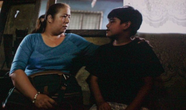Mosang (Ginang Salve) & Albert Silos (Nilo); TURO TURO is part of the MMFF New Wave competition showing from Dec 18-24, 2015.