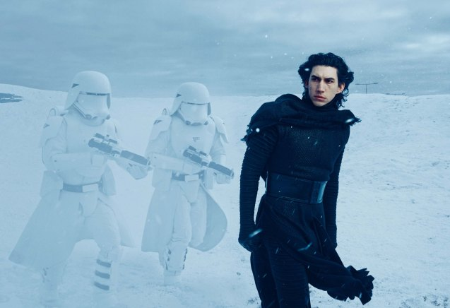 Adam Driver (Kylo Ren); Catch STAR WARS: THE FORCE AWAKENS in Newport Cinemas-Resort's World Manila, EASTWOOD City Mall, Lucky China Town Mall and Shang Rila Plaza mall.