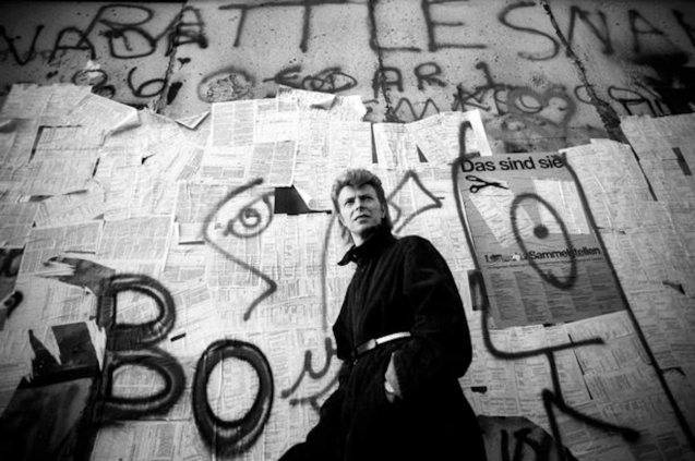 Bowie's concert in 1989 started a series of events that contributed to the Fall of the Berlin Wall—according to an official German Government Tweet.