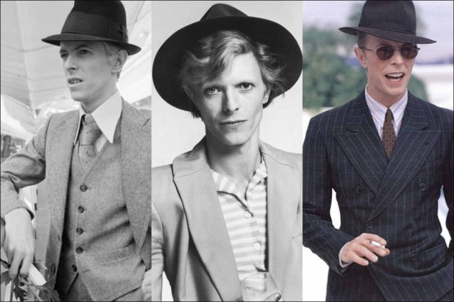 Bowie was voted as the Best Dressed Briton in History by a poll conducted by the BBC History Magazine, beating out a list of royals from the past 500 years or so.