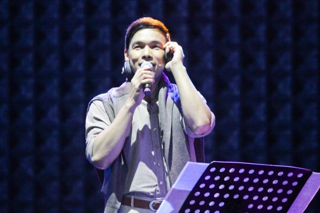 Mark Bautista (Nico); BITUING WALANG NINGNING is running at the Newport Performing Arts Theater, Resorts World Manila until January 31, 2016. Photo by Jude Bautista