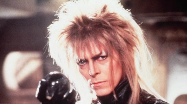 Bowie's Jareth The Goblin King in Labyrinth was based on the idealized fantasy version of a pop star.