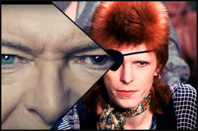 Bowie has permanently dilated left pupil after being punched by his schoolmate over a girl.