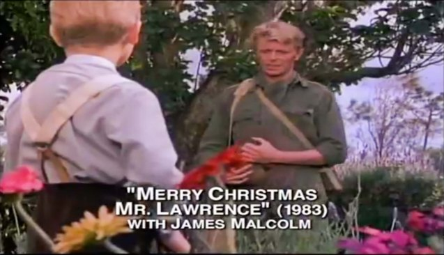 MERRY CHRISTMAS MR. LAWRENCE (1983)- Bowie's character was going through feelings of guilt of not having been there for his brother; which happened to him with his real life brother during time of production.
