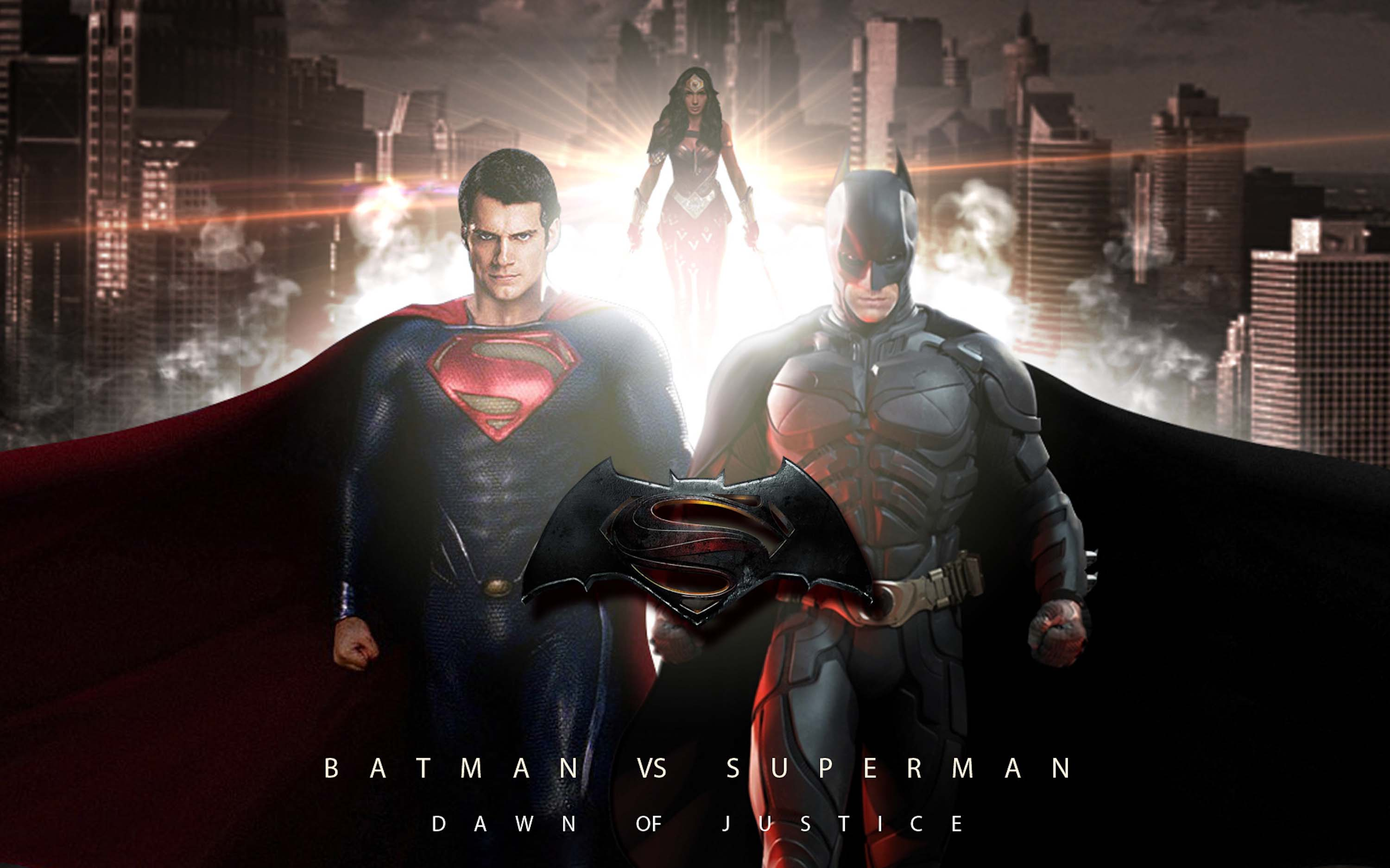 Download game Batman vs Superman: Who will win for free