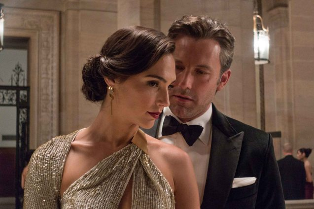 Gal Gadot (Diana Prince) & Ben Affleck (Bruce Wayne). Catch BATMAN VS SUPERMAN DAWN OF JUSTICE in Eastwood City Mall, Lucky Chinatown Mall, Shang Cineplex- Shang Rila Plaza Mall and Newport Cinemas- Resort's World Manila. Photo from official fb page: https://www.facebook.com/batmanvsuperman/photos