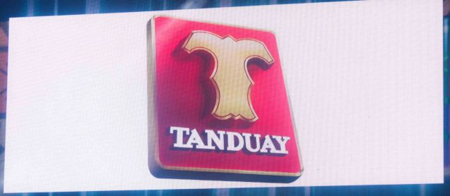 Tanduay is one of the oldest brands in the Philippines. Tanduay Distillers Inc. traces its history to as early as 1854 and still operates in Quiapo, the heart of Manila to this day. No wonder that it takes part in the city's colorful Grand Festival of Champions: ALIWAN. Photo By Jude Bautista