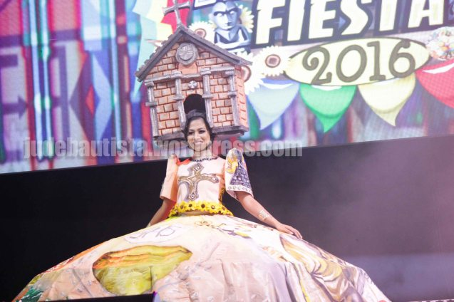 #14 Deverlyn Fial Salcedo-DALAKSAGAW FESTIVAL. ALIWAN held last April 14-16, 2016, is the Grand Festival of Champions showing the best of Philippine Fiestas from around the country. There are three main activities: Reyna Ng Aliwan Pageant, Street Dance and Float Competition.  It culminates in a grand parade from Quirino Grandstand going through Roxas Blvd to the Aliw Theater grounds in CCP. Photo By Jude Bautista