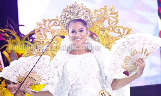#11 Reasal Ann Halagna-ZAMBOANGA HERMOSA FESTIVAL. ALIWAN held last April 14-16, 2016, is the Grand Festival of Champions showing the best of Philippine Fiestas from around the country. There are three main activities: Reyna Ng Aliwan Pageant, Street Dance and Float Competition.  It culminates in a grand parade from Quirino Grandstand going through Roxas Blvd to the Aliw Theater grounds in CCP. Photo By Jude Bautista