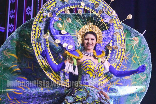 #6 Coralin Resureccion-NIYOGYUGAN FESTIVAL. ALIWAN held last April 14-16, 2016, is the Grand Festival of Champions showing the best of Philippine Fiestas from around the country. There are three main activities: Reyna Ng Aliwan Pageant, Street Dance and Float Competition.  It culminates in a grand parade from Quirino Grandstand going through Roxas Blvd to the Aliw Theater grounds in CCP. Photo By Jude Bautista