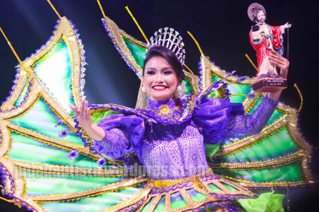 #10 Lou Dominique Piczon-MANARAGAT FESTIVAL; ALIWAN held last April 14-16, 2016, is the Grand Festival of Champions showing the best of Philippine Fiestas from around the country. There are three main activities: Reyna Ng Aliwan Pageant, Street Dance and Float Competition.  It culminates in a grand parade from Quirino Grandstand going through Roxas Blvd to the Aliw Theater grounds in CCP. Photo By Jude Bautista
