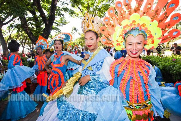 #5 Anilag Festival of Sta. Rosa, Laguna Represented by Sikhayan Dancers. ALIWAN held last April 14-16, 2016, is the Grand Festival of Champions showing the best of Philippine Fiestas from around the country. There are three main activities: Reyna Ng Aliwan Pageant, Street Dance and Float Competition.  It culminates in a grand parade from Quirino Grandstand going through Roxas Blvd to the Aliw Theater grounds in CCP. Photo By Jude Bautista