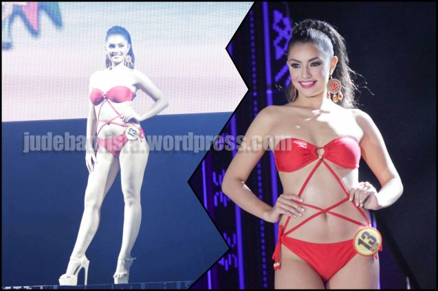 Reyna ng Aliwan 2016 winner #13 Cynthia Thomalla-SINULOG FESTIVAL also earned Best in Swimsuit. ALIWAN held last April 14-16, 2016, is the Grand Festival of Champions showing the best of Philippine Fiestas from around the country. There are three main activities: Reyna Ng Aliwan Pageant, Street Dance and Float Competition.  It culminates in a grand parade from Quirino Grandstand going through Roxas Blvd to the Aliw Theater grounds in CCP. Photo By Jude Bautista