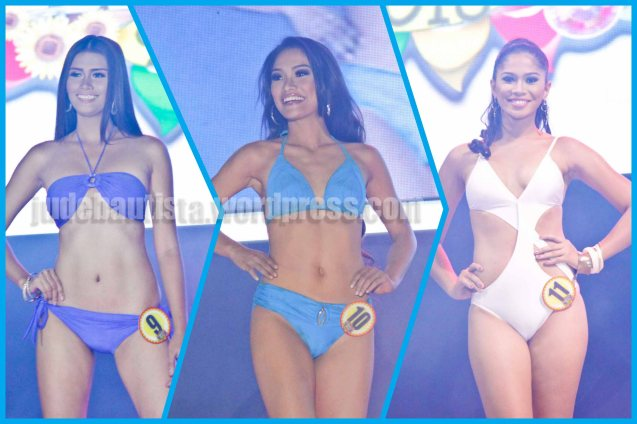 from left: #9 Dyan Shane Mag-Abo-SUMAKA FESTIVAL, #10 Lou Dominique Piczon-MANARAGAT FESTIVAL and #11 Reasal Ann Halagna-ZAMBOANGA HERMOSA FESTIVAL. ALIWAN held last April 14-16, 2016, is the Grand Festival of Champions showing the best of Philippine Fiestas from around the country. There are three main activities: Reyna Ng Aliwan Pageant, Street Dance and Float Competition.  It culminates in a grand parade from Quirino Grandstand going through Roxas Blvd to the Aliw Theater grounds in CCP. Photo By Jude Bautista