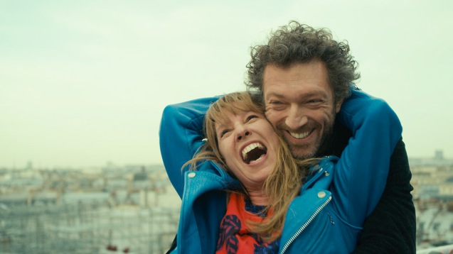 Georgio (Vincent Cassel) and Tony (Emmanuelle Bercot) in MON ROI. Catch the 21st French Film Festival from June 8 to 14, 2016 at the Greenbelt 3 Cinemas and the Bonifacio High Street Cinemas. The fest includes Pinoy films IMBISIBOL & MANANG BIRING on June 12 at Greenbelt.