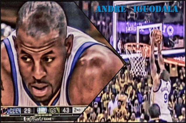 Andre Iguodala wallpaper by Jude Bautista